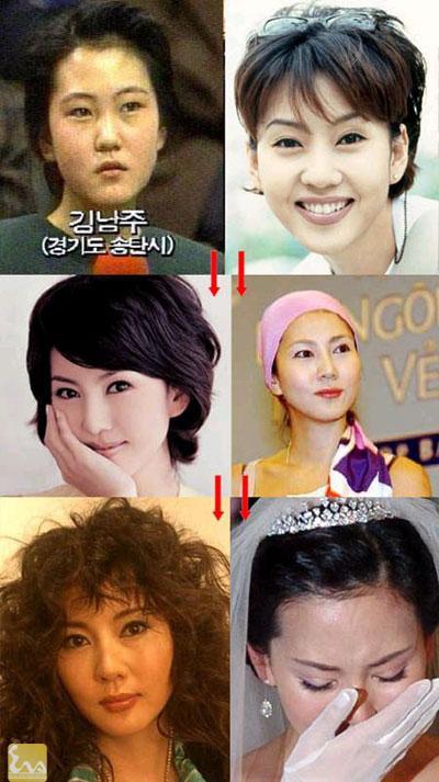 Kim Nam Joo 7260 1382068572 Showbiz Hàn và chuyện làm đẹp