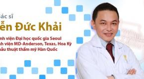 Th.s Bác sĩ Nguyễn Đức Khải
