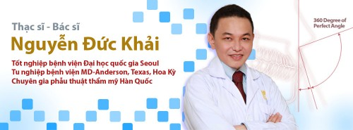 bac si Nguyen Duc Khai1 500x185 Thẩm mỹ viện uy tín