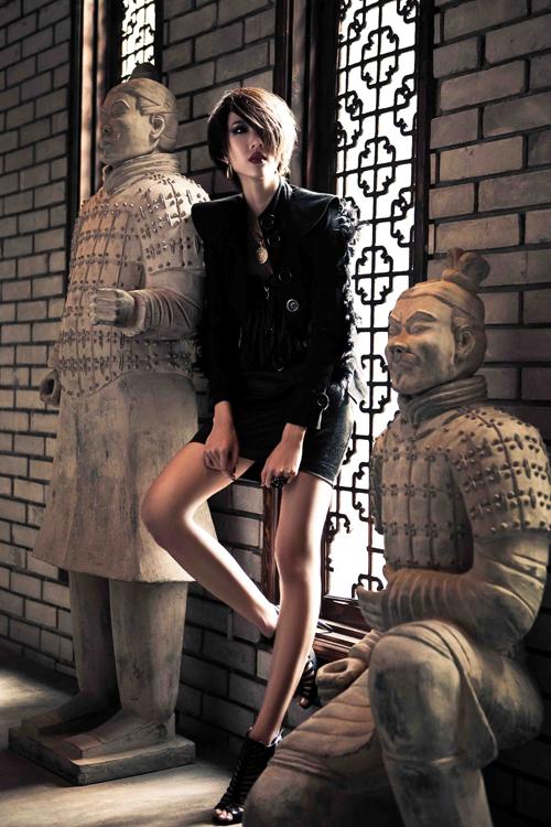 images534832 quyenminh7 Ngọc Quyên: 'Không ai dòm ngó thì còn gì là người mẫu?