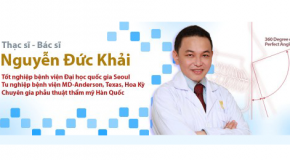 Th.s Bác sĩ Nguyễn Đức Khải