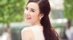 Làn da gợi cảm của Angela Phương Trinh