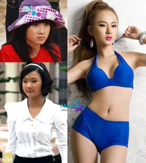 lan da phuong trinh 1 Làn da gợi cảm của Angela Phương Trinh