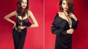 Điểm danh những vòng 1 nóng bỏng của mỹ nhân Việt