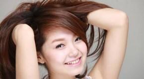 Minh Hằng – quyến rũ với nhan sắc mới lạ