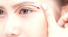 Tìm hiểu về sụp mí mắt