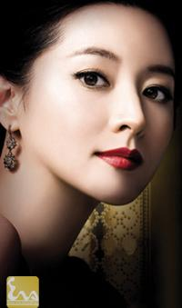 mui dep lee young ae62 Mũi Đẹp Lee Young Ae