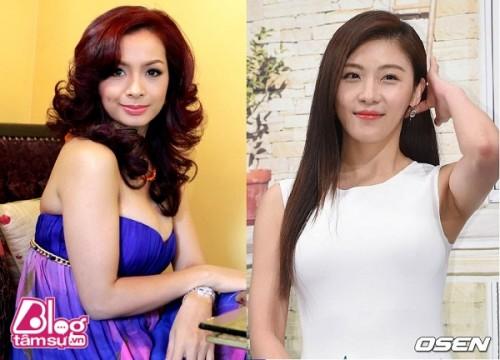 my nhan viet han ai dep hon 1 500x360 Mỹ nhân Việt – Hàn, ai đẹp hơn?