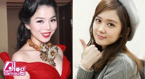 my nhan viet han ai dep hon 3 500x273 Mỹ nhân Việt – Hàn, ai đẹp hơn?