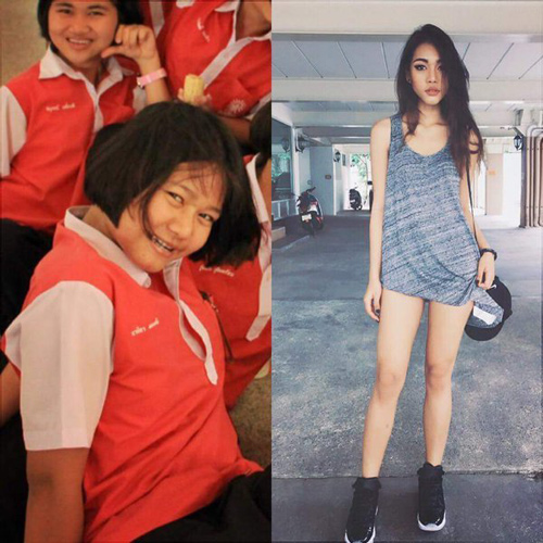1455611493 1455605306 kapook world 8634672 Bất ngờ với vòng eo 46 cm của hot girl Thái Lan