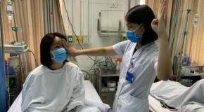 Nữ nhân viên ngân hàng suýt mù sau tiêm filler nâng mũi